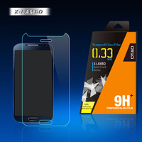 OTAO 0.15mm 0.2mm 0.33mm 9h tempered glass screen protector for samsung galaxy young s3610 screen protector