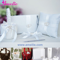 Wedding Ring Pillows Accessories Wholesale With All My Heart Wedding Theme
