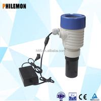 Oil tank/deep well level transmitter ultrasonic level meter