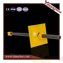 high quality prestressed self drilling soil nailing