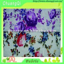 2012 New Design Poly SP Dty Single Jersey Printed Knitted Fabric