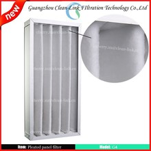 Clean-link hot selling Perfect market auto air conditioning air filter/hvac air filter(manufacture)