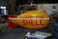 15 feet Helium Blimp, Advertising Helium Airship, Helium Zeppelin