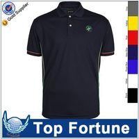 Hot Sales economic men clothes high quality polo shirts