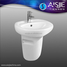 D601B Hand Wash Top Quality Wholesale Ecomonic Wall Hung Basin/Bathroom Sink