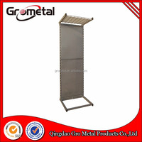 High quality custom small chrome rotating rack