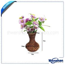 Fleur paniers décoratifs pour le mariage
