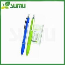 promotional custom design slogan ball pen