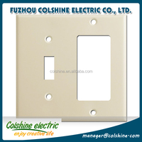 Toggle Outlet Switch Plate Covers