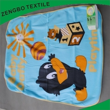 High quality hotel fleece blankets made in China