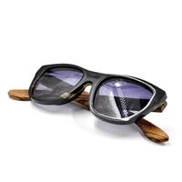 New design wood buffalo horn eyeglasses frames