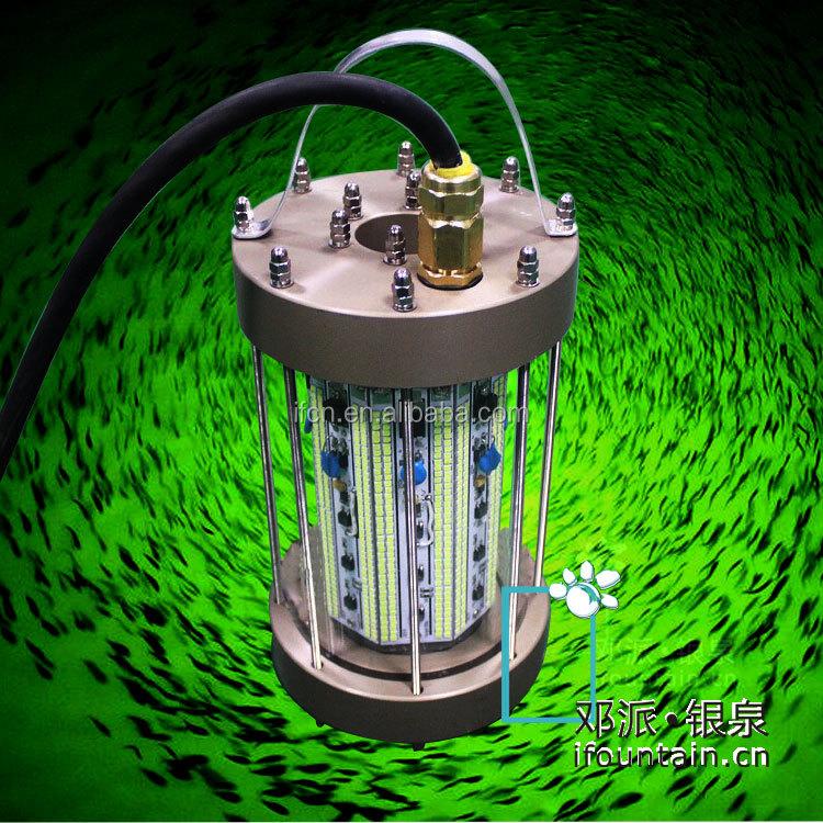 850w high end deep water led fishing light attractor for Fishing light attractor