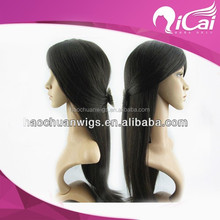 2013 new trend made made wig,lace wig fit for summer season
