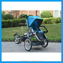 motorized baby stroller baby pushchair with disc brake