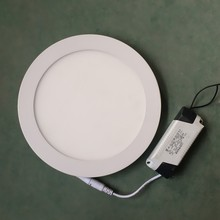 Hot product! RPL225 18w round led panel light 225x225
