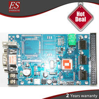 100% New Original EX-90 Large Area LED Board Controller Card RS232+USB CE ROHS