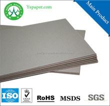 2mm grey cardboards/3mm grey boards/4mm grey paperboard