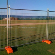 (Anping direct factory )panel 6'x10' temporary fence size /canada,Australia temporary fence/security fence