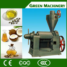 Home use mini caster seeds oil extruder