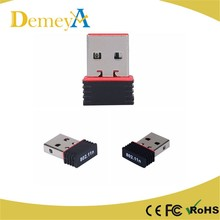 China Supplier Good Quality USB 2.0 Wireless 802.iin Adapter