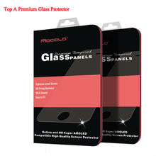9H Hardness Mocolo Tempered Glass Screen Protector For Samsung Grand Max 4G G7200 Fast Shipping