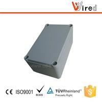 IP 66 Plastic Junction Box Din Rail Enclosure PC/ABS