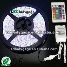 2012 Most bright 12V 5050 connection led strip rgb