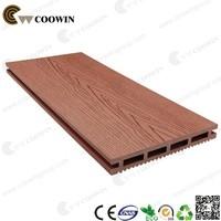 Composite plastic timber wood grain