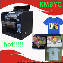 Widely used t shirt printer from kmbyc with most ideal price