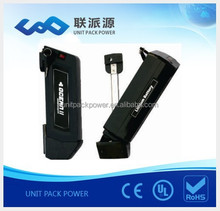 fast charging 36v 14.4ah rechargeable li ion electric scooter battery +charger