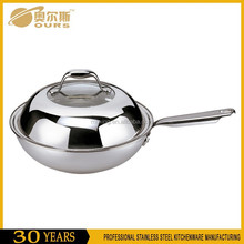 High quality wholesale chinese wok pan