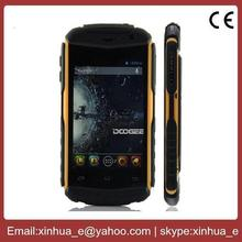 Original New DOOGEE DG150 3.5 inch MTK6572 dual core 3G WCDMA GPS Dual sim phone