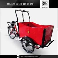 back electric cargo 2015 new BRI-C01 3 wheel cheap dutch reverse trike