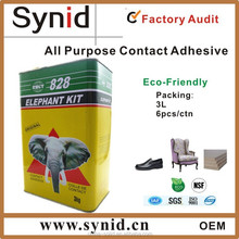 All purpose contact adhesive/Glue Rubber Cement 3L
