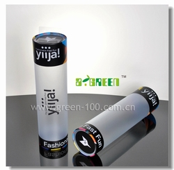 Hot Sale Plastic T-Shirt Packing Tube/Cylinder