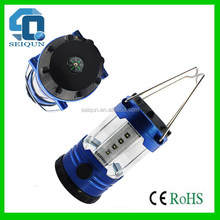 Durable new products poly silicon 1.5w camping lantern
