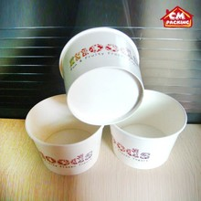 Supply food grade clear PET dome lids,ice cream cup lids