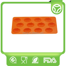 Customized most popular penguin silicone ice cube tray