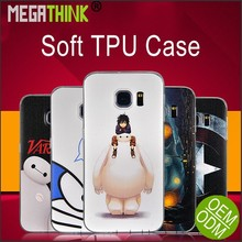 Note 4 Cover Case 3D Paint Printed Soft TPU waterproof Case for Samsung Note 2 3 4 - Customized Service