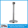 Removable metal steel Retractable telescoping barriers for sale