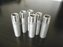 carbon steel pipe fittings 4 inch stainless steel nipple