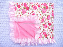 hot sale blanket for baby girls