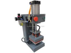 pneumatic mini heat logo machine 15*15cm