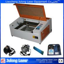 shandong liaocheng 3d foto di cristallo co2 prezzo incisione laser macchina con ce