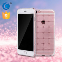 New arrival fashionable design mobile phone cover soft rubber cases custom for iphone 6 case 3d for iphone 6 case silicone