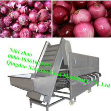 automatic onion /potato grading machine / sorting machine,vegetable sorting/grading machine