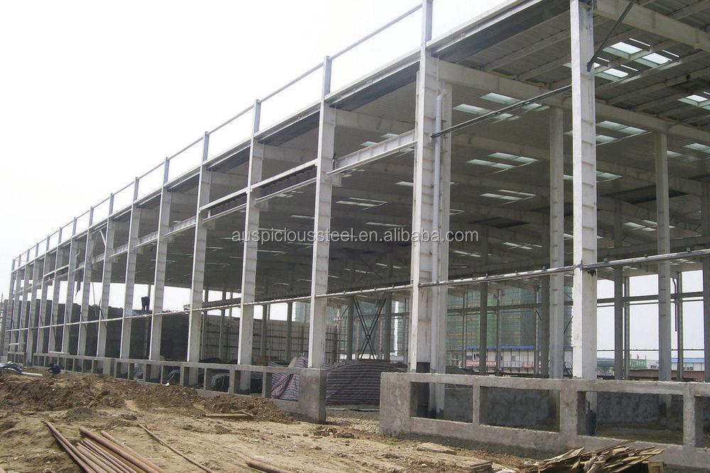 Metal Building Materials Low Cost Steel Structure