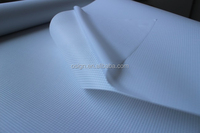 digital printing pvc coated mesh fabric with liner