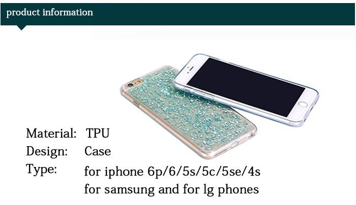 Guangzhou Foire de canton Échantillon Gratuit Cas de Téléphone, Cas de Téléphone portable Pour iPhone 6