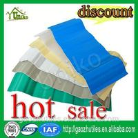 uv resistant environment friendly reliable factory supplied pvc plastic roof tile